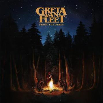 Image result for From the Fires - Greta van fleet