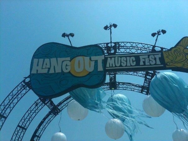 Image result for hangout music festival